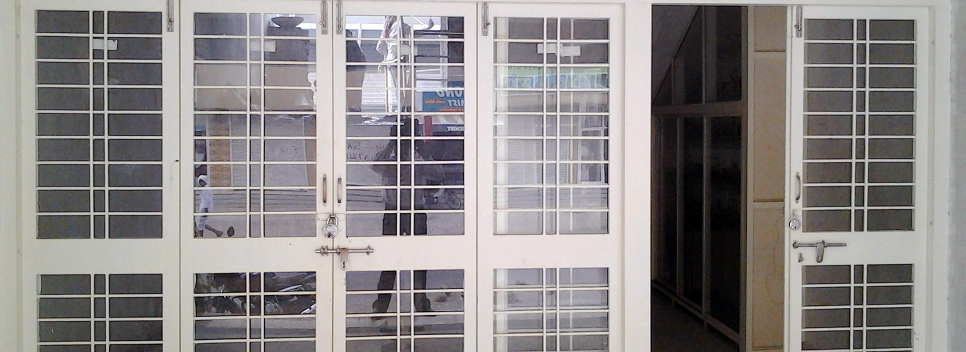 Safety Doors Steel Window Door Frames Manufacturer