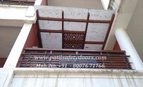 Balcony Sheds, Weather Shades, Balcony Grill, Manufacturer