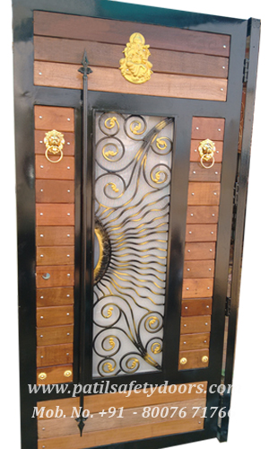 Safety Doors Metal Safety Doors Manufacturer Supplier Pune India