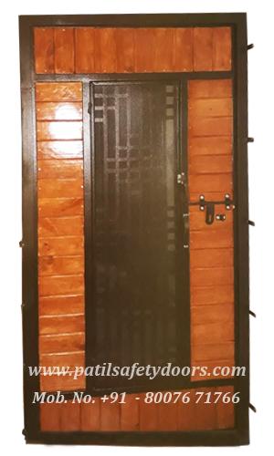 Safety Doors & Safety Doors Metal Safety Doors Manufacturer Supplier Pune India