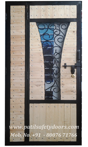 Safety Doors & Safety Doors Metal Safety Doors Manufacturer Supplier Pune India