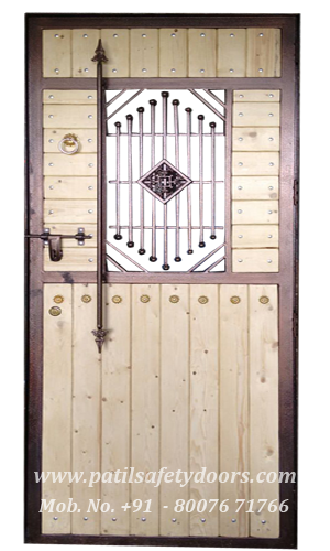Safety Doors Metal Safety Doors Manufacturer Supplier