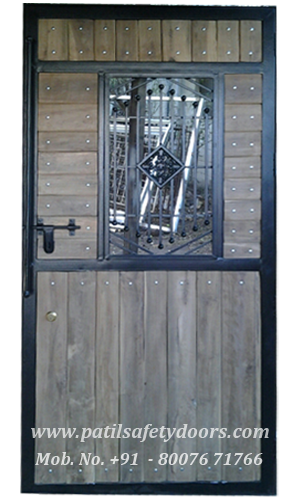 Safety Doors  sc 1 st  Patil Fabrications & Safety Doors Metal Safety Doors Manufacturer Supplier Pune India