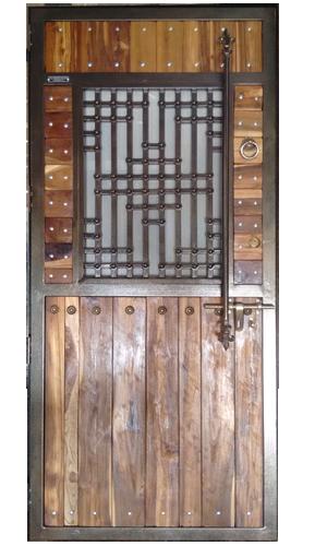 Safety Doors Metal Safety Doors Manufacturer Supplier