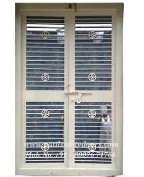 Security Doors French Doors Two Panels Door
